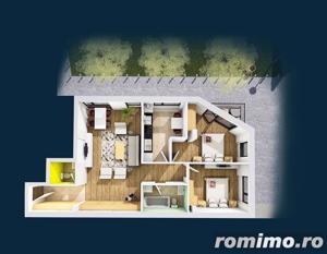 Apartament nou | 3 camere | 75.6 mpu | Cluj | Ultracentral - imagine 2