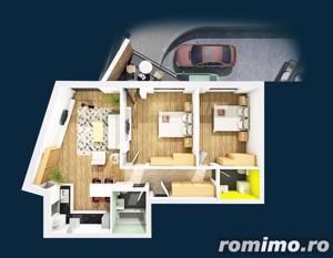 Super apartament cu 3 camere | 75.7 mpu | Comision 0% - imagine 2
