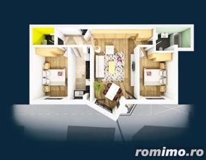 Apartament super modern | 3 camere | 70.3 mpu | Cluj - imagine 2