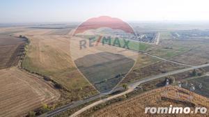 De vânzare teren intravilan 4 ha,  la ieșirea din Arad spre Iratos - imagine 5