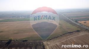 De vânzare teren intravilan 4 ha,  la ieșirea din Arad spre Iratos - imagine 2