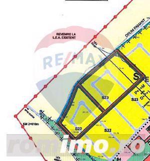De vânzare teren intravilan 4 ha,  la ieșirea din Arad spre Iratos - imagine 8