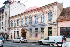 EXCLUSIVITATE RE/MAX! Vanzare imobil  istoric din centrul Clujului - imagine 1