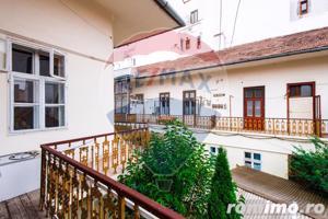 EXCLUSIVITATE RE/MAX! Vanzare imobil  istoric din centrul Clujului - imagine 9