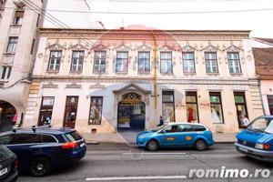 EXCLUSIVITATE RE/MAX! Vanzare imobil  istoric din centrul Clujului - imagine 2
