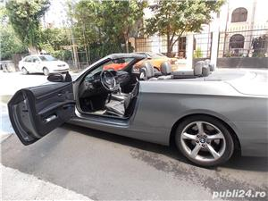 BMW 335i cabrio automat 306cp - imagine 3