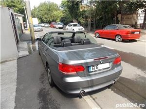 BMW 335i cabrio automat 306cp - imagine 5