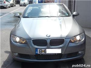 BMW 335i cabrio automat 306cp - imagine 2