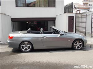 BMW 335i cabrio automat 306cp - imagine 1