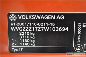 Vw Touran CROSS =avans 0 % rate fixe=aprobarea creditului in 2 ore=autohaus vindem si in rate - imagine 18