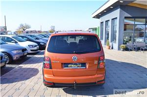 Vw Touran CROSS =avans 0 % rate fixe=aprobarea creditului in 2 ore=autohaus vindem si in rate - imagine 16