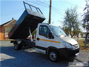 IVECO Daily 35C12 HPi Basculabil - imagine 3