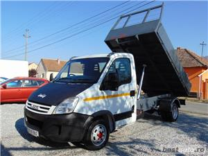 IVECO Daily 35C12 HPi Basculabil - imagine 1