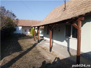 Vând casă + teren Ciugud - imagine 9