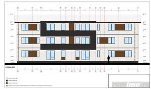 De vanzare teren cu proiect si autorizatie de constructie pentru blocuri noi Timisoara Giroc Braytim - imagine 4