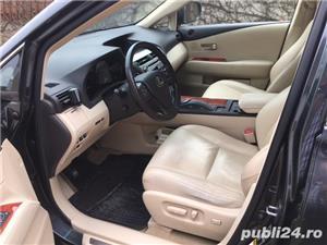 Lexus rx-450 - imagine 4