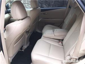Lexus rx-450 - imagine 5
