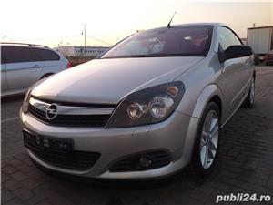 Opel Astra Twintop ,, Schimb Dacia Logan combi,, - imagine 2