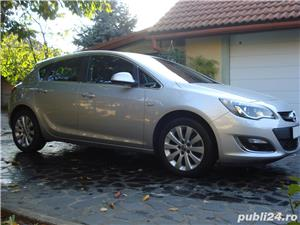 Opel Astra 2014, 2.0 CDTI 165 CP automat TVA deductibil  - imagine 2