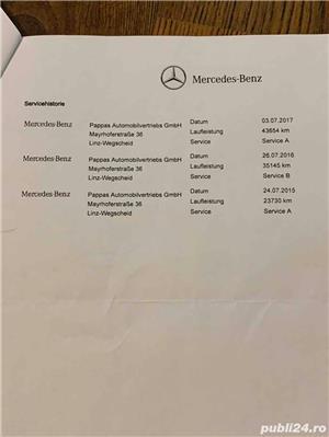 PROPRIETAR VAND MERCEDES-BENZ A 180 D 2014 full-option - imagine 9