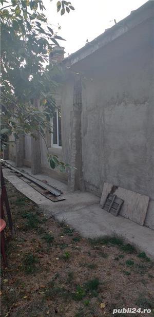 Vand casa la curte sinesti ialomita  - imagine 11