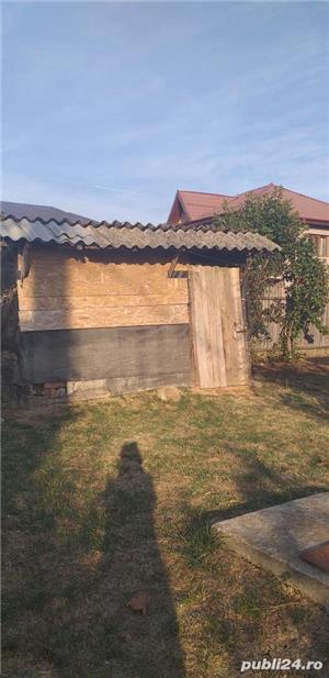 Vand casa la curte sinesti ialomita  - imagine 9