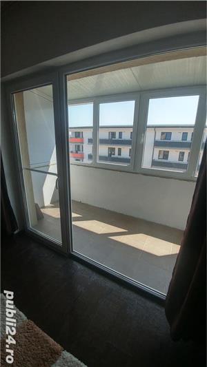 Închiriez apartament 1 cameră 38 mp în Florești zona Terra  - imagine 4
