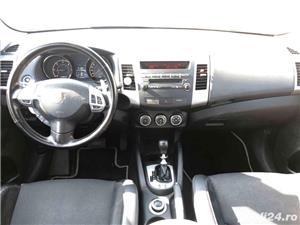 Peugeot 4007 Automat 4x4 Euro 5 Mitsubishi Outlander Citroen C Crosser TVA deductibil - imagine 3