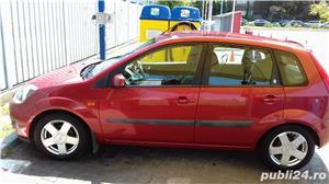 Ford Fiesta din 2007 echipare GHIA, 1.4 TDCI - imagine 1
