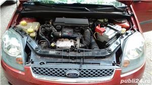 Ford Fiesta din 2007 echipare GHIA, 1.4 TDCI - imagine 2