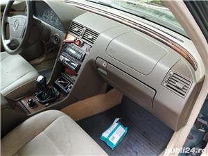 Mercedes-benz Clasa C pentru dezmembrari  - imagine 2