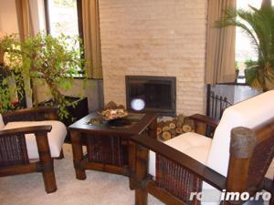 Breaza Vila de lux 7 camere P+1+M, 400 mp construiti, 8000 mp teren - imagine 12