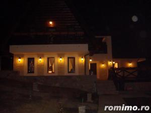 Breaza Vila de lux 7 camere P+1+M, 400 mp construiti, 8000 mp teren - imagine 13