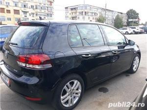 Vw Golf 6 model Highlain 2011 20 tdi  E 5 full option impecabil  - imagine 4