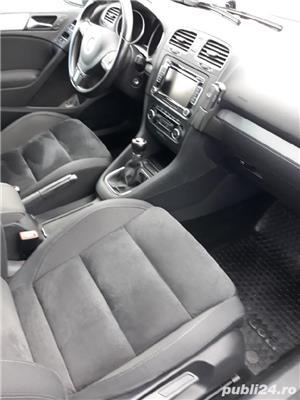 Vw Golf 6 model Highlain 2011 20 tdi  E 5 full option impecabil  - imagine 6