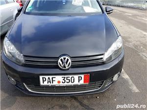 Vw Golf 6 model Highlain 2011 20 tdi  E 5 full option impecabil  - imagine 7
