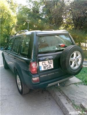 Land Rover Freelander - imagine 2