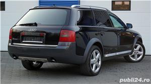 Audi A6 Allroad, 2.5 TDI, 180CP, Euro3, cutie manuala, piele, xenon, suspensie reglabila. - imagine 3