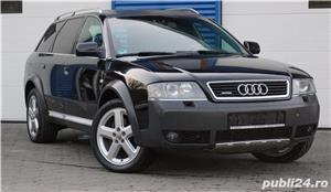 Audi A6 Allroad, 2.5 TDI, 180CP, Euro3, cutie manuala, piele, xenon, suspensie reglabila. - imagine 2
