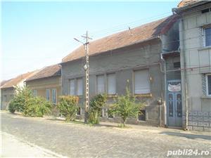 Vand Casa D+P Cu Teren,Curte Si Anexe,Zona Centrala,Str.Episcop Nicolae Popeea,Caransebes. - imagine 2