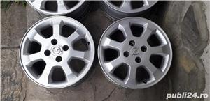 4 jante 15'' Njoy pe Opel Astra G 4x100 - imagine 3