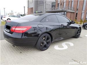 Mercedes E350 3.5 Benzina 300 Cp 2010 Coupe - imagine 8