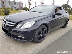 Mercedes E350 3.5 Benzina 300 Cp 2010 Coupe - imagine 2