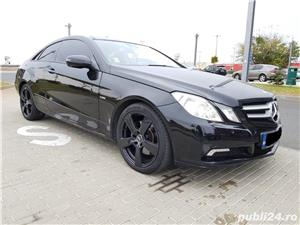 Mercedes E350 3.5 Benzina 300 Cp 2010 Coupe - imagine 4