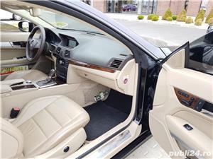 Mercedes E350 3.5 Benzina 300 Cp 2010 Coupe - imagine 23