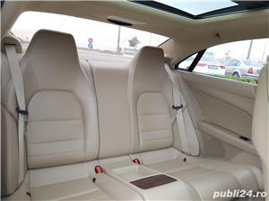 Mercedes E350 3.5 Benzina 300 Cp 2010 Coupe - imagine 20