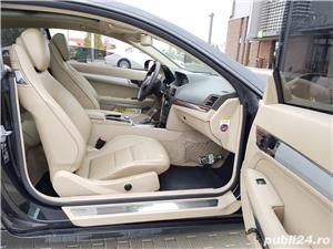 Mercedes E350 3.5 Benzina 300 Cp 2010 Coupe - imagine 24