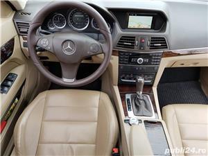 Mercedes E350 3.5 Benzina 300 Cp 2010 Coupe - imagine 13