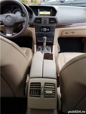 Mercedes E350 3.5 Benzina 300 Cp 2010 Coupe - imagine 14