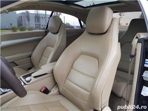 Mercedes E350 3.5 Benzina 300 Cp 2010 Coupe - imagine 12